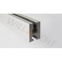 LED Alu-Profil EX eloxiert