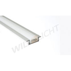LED Alu Profile MICRO-K anodized