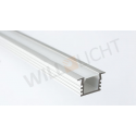 LED Alu Profil PDS 4-K anodized
