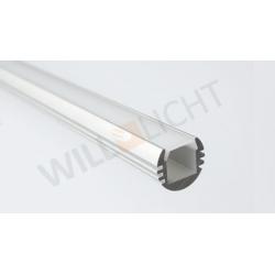 LED Alu-Profil PDS-O eloxiert