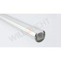 LED Alu-Profil PDS-O anodized