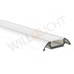 LED Alu Profil STOS eloxiert