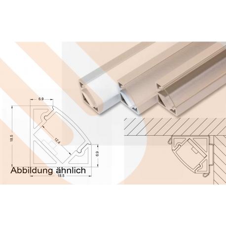 INline / TOPline / CORNERline11/19 Abdeckung klar
