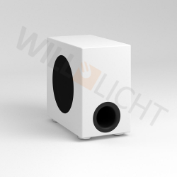 Compact Active Subwoofer A250 50 W