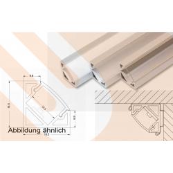 Abdeckung INline / TOPline / CORNERline 11/15/19 milky
