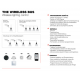 Funk- und Kabelsteuerung mit Dimmfunktion für LEDs MCU-V4CCT