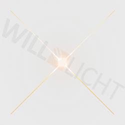 KINETURA Metamorphe LED-Leuchte NAPOLI