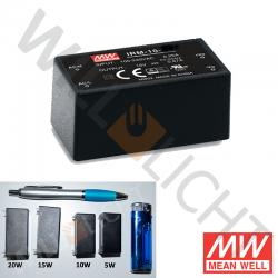 MW LED-Netzteil, 10W, 24V/0,42A [IRM-10-24]