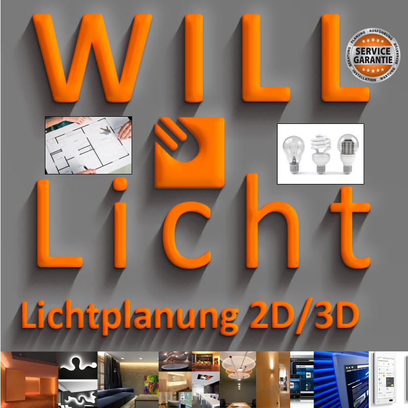 lichtplanung bis 100qm wohnung. Black Bedroom Furniture Sets. Home Design Ideas