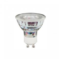 LED Spot GU10 mit Glasreflektor, 5,3W