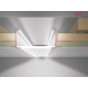 ADD Trockenbauprofil für konventionelle Beleuchtung in der Fläche
