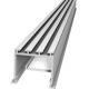 M 24 Lineares Alu-Profil zum Bau schmaler Lichtschlitze in Gipskartonwände und -decken in Verbindung  mit dem M 28