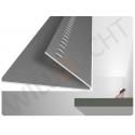 AWP LED-Trockenbauprofil zur Installation von LED-Streifen auf vorhandenen Lichtvouten