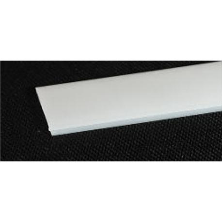 Kunststoffabdeckung aus Polycarbonat