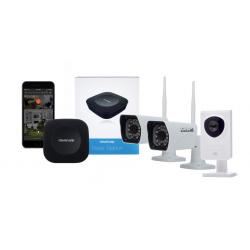 CleverLoop Videoüberwachung mit 3 Kameras