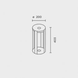IP44 mir x Erdstück (91099) für 91001
