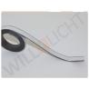 Isotropes Magnetband, 10 mm breit, 1 mm stark, einseitig selbstklebend / Rolle