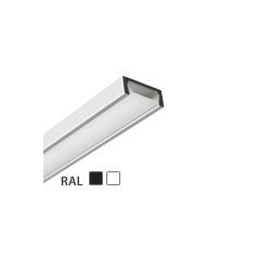 MICRO ALU INline Aluminium Profil