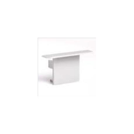 endkappe aus kunststoff f s 24 profil will licht planung led. Black Bedroom Furniture Sets. Home Design Ideas