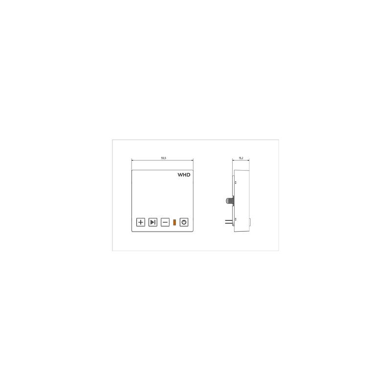 wlan lautsprecher mit internetradio wr 55. Black Bedroom Furniture Sets. Home Design Ideas