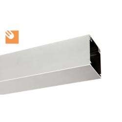 LED Alu-Profil NIBO kpl. eloxiert