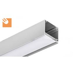 LED Alu-Profil IKON kpl. eloxiert