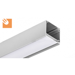 LED Alu Profile IKON kpl. anodized