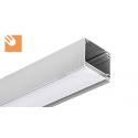 LED Alu Profile IKON kpl. anodized