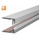LED Alu-Profil KRAV 810 kpl. eloxiert