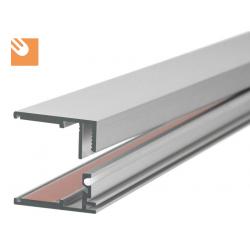LED Alu-Profil KRAV 810 eloxiert