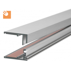 LED Alu Profile KRAV 810 anodized