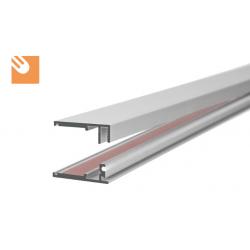 LED Alu-Profil KRAV 56 eloxiert