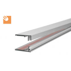 LED Alu Profile KRAV 56 anodized