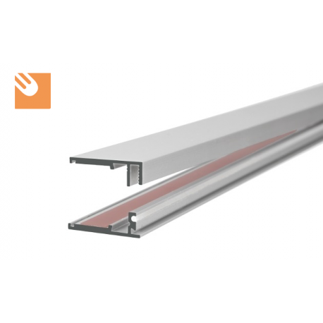 Led Alu Profile Krav 56 Anodized