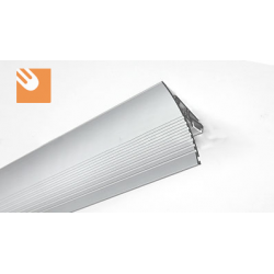 LED Alu-Profil KINET kpl. eloxiert