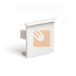 Endkappe aus Kunststoff f. M 24 Profil